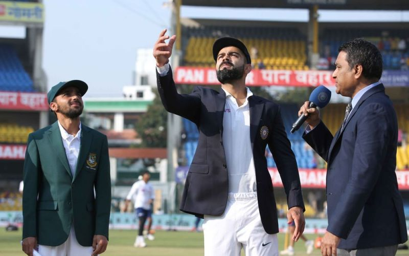 The toss will play a crucial role (PC: BCCI.tv)