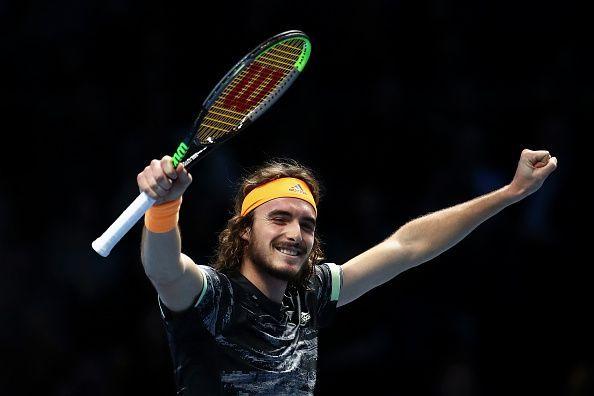 Nitto ATP World Tour Finals - Stefanos Tsitsipas