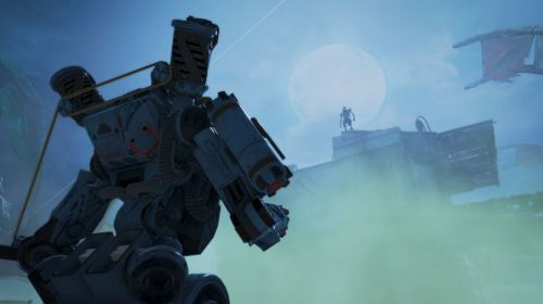 Apex Legends first reveal: Fight or Fright event trailer.