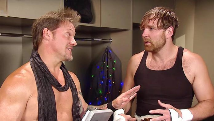 Chris Jericho reveals a shocking fact about Moxley