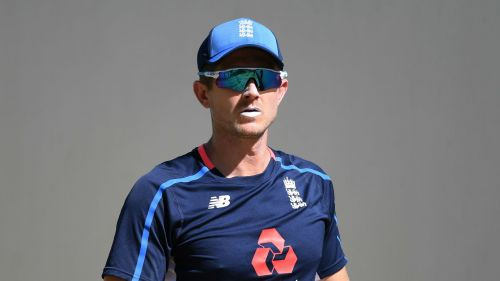 England batsman Joe Denly
