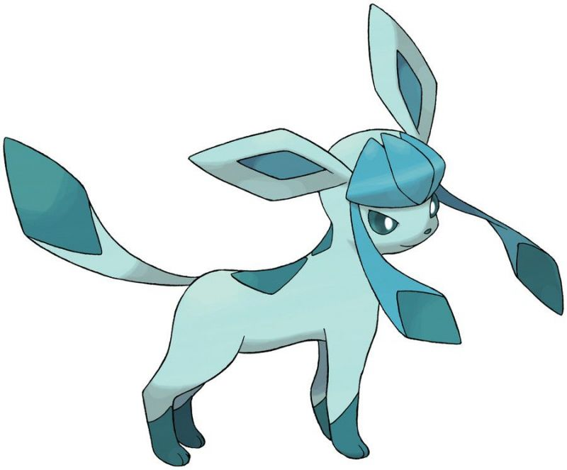 Image result for glaceon