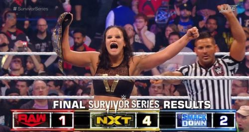 NXT went not only head-to-head against RAW and SmackDown at Survivor Series 2019, but also emerged victorious
