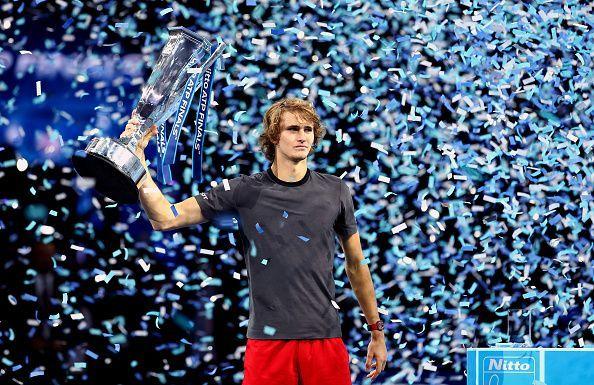 Alexander Zverev - ATP Finals 2018 Champion