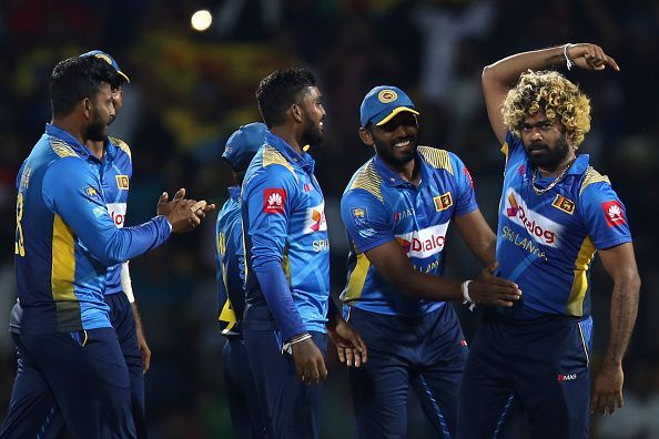 New Zealand v Sri Lanka - 3rd T20
