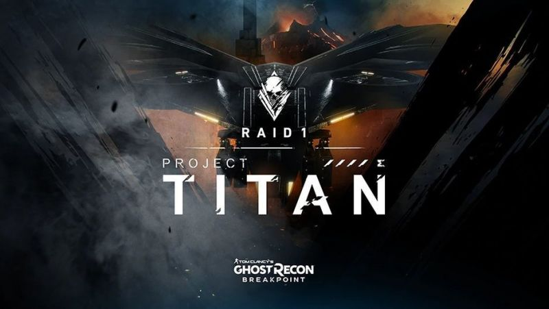 Ghost Recon Breakpoint - Project Titan