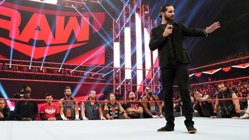 Seth Rollins addressed the RAW roster following a disappointing showing at Survivor Series