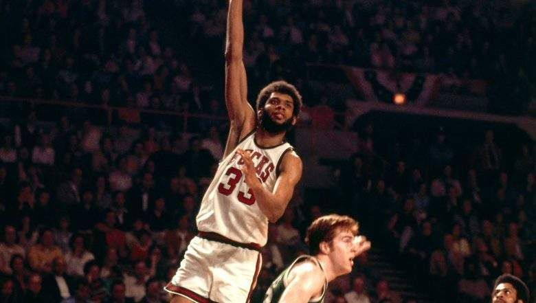 Kareem Abdul-Jabbar played a huge role for the Bucks during the 70s (Picture Credit - Heavy.com)