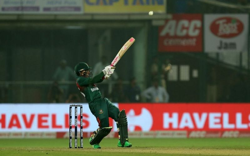 Mushfiqur Rahim was a lucky man and made the most use of the let-offs