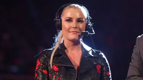Renee Young recently stopped commentating on RAW
