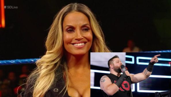 Trish interestingly picked Owens in her otherwise all-women team