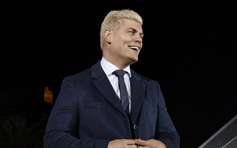 Cody Rhodes has wise words for AEW Dynamite