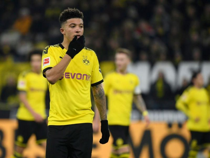 Sancho could potentially leave this summer