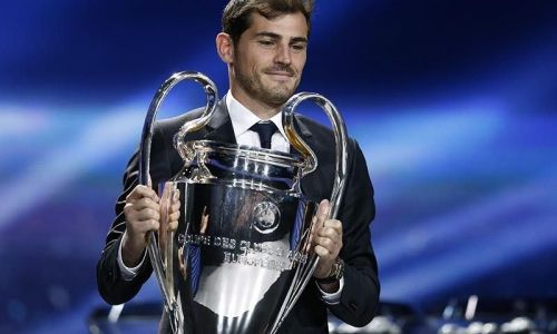 Iker Casillas is the one of the most decorated players in world football.