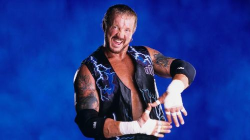We caught up with DDP!