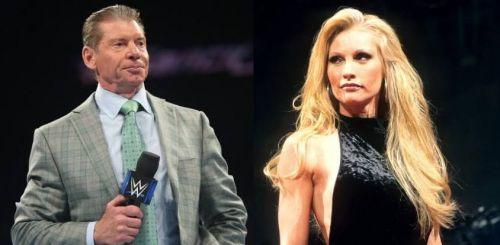 Vince McMahon and Sable