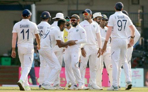 इंदौर टेस्ट में भारत की बेहतरीन जीत