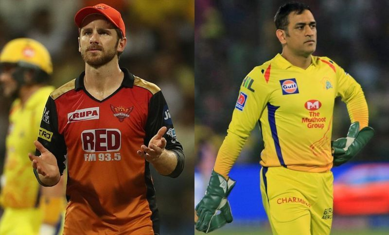 Chennai Super Kings and Sunrisers Hyderabad have not altered their squads much