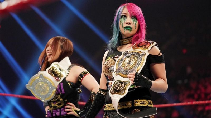The Kabuki Warriors are the Women