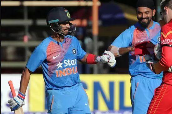 भारत ने अभी तक एक बार टी20 अंतरराष्ट्रीय में 10 विकेट से जीत हासिल की है