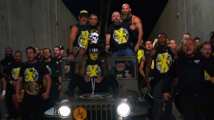 NXT flying high