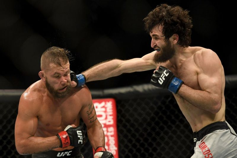 Zabit Magomedsharipov might be the UFC