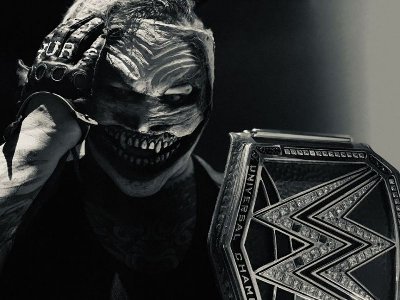 Bray Wyatt could make the red Championship work for him on SmackDown