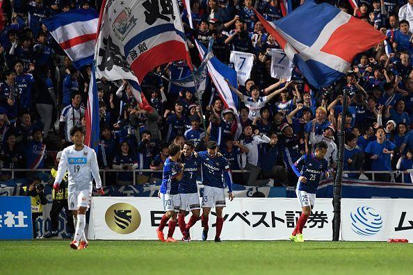 Yokohama F.Marinos.
