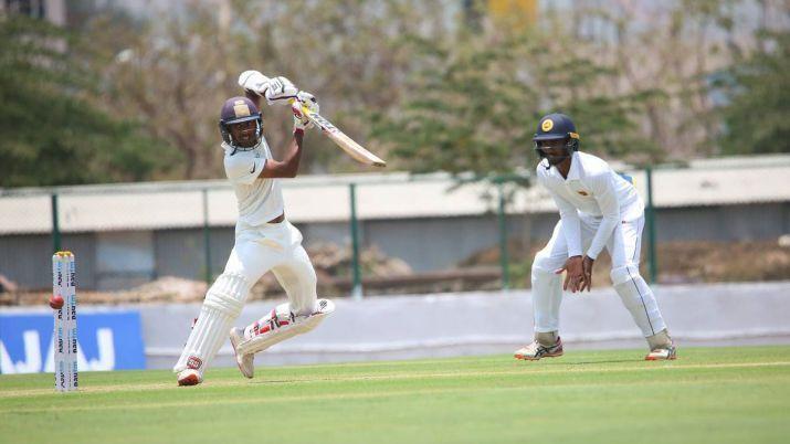 Easwaran has been a heavy run-scorer in the domestic circuit
