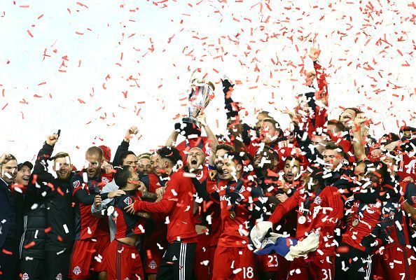 2017 MLS Cup - Seattle Sounders v Toronto FC