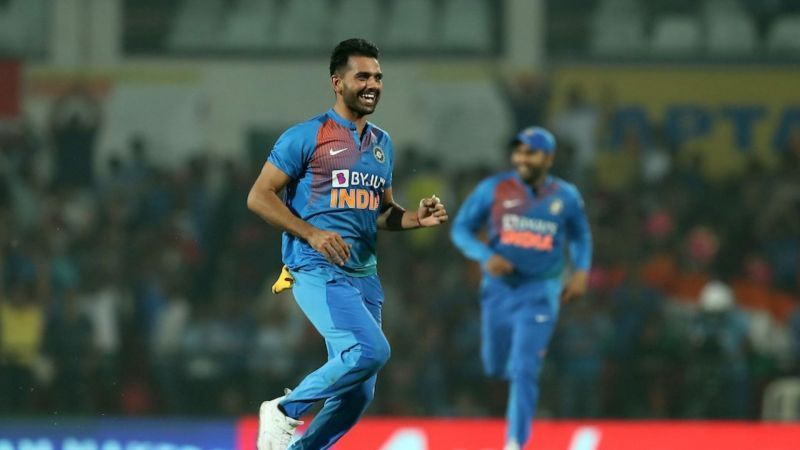 Deepak Chahar has been in scintillating form on the international as well as the domestic stage.