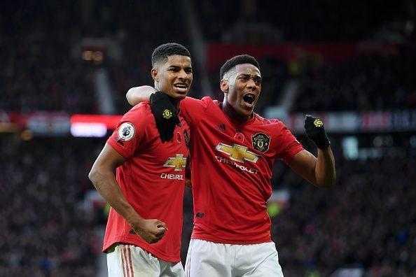 Manchester United v Brighton & Hove Albion - Premier League.