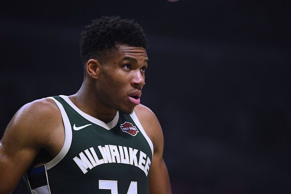 Giannis Antetokounmpo continues to lead the way for the Milwaukee Bucks
