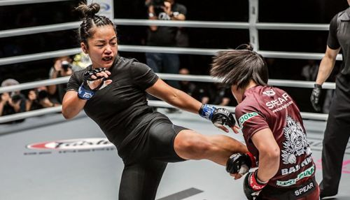 Stamp is now setting her sights on becoming the ONE Women's Atomweight World Champion, but Bi Nguyen is ready to stand in her way