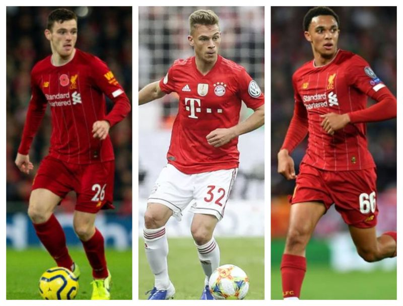 Who is the best full-back in the world right now?