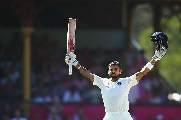 Virat Kohli needs to return to form ahead of the New Zealand tour