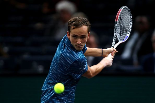 The young Daniil Medvedev has won 2 Masters titles in 2019