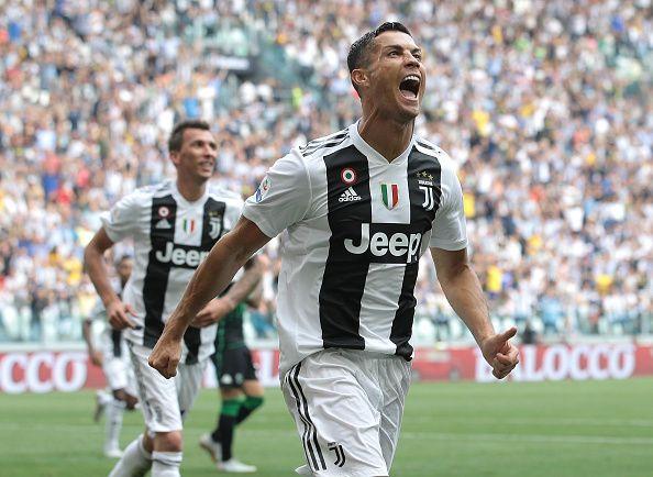 Does Cristiano Ronaldo make Juventus