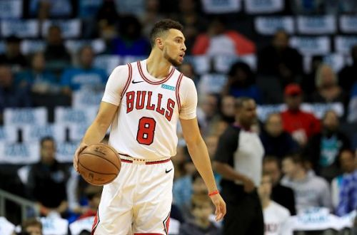 Zach LaVine could cause trouble for the Lakers' defense