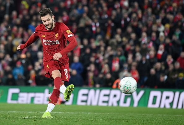 Could Adam Lallana leave Liverpool in January?