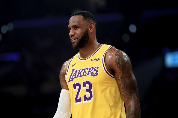 LeBron James is making a strong case for MVP once again