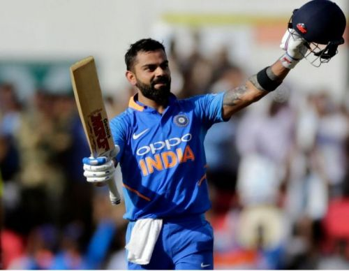 Virat Kohli has been the mainstay of the Indian batting line up for close to a decade.