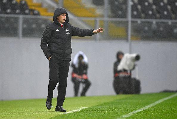 Unai Emery named an interesting XI against Vitoria