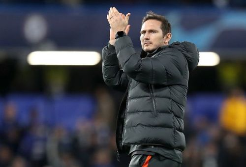 Current Chelsea boss Frank Lampard has shown a willingness to play academy products in his first-team
