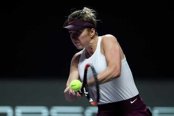 Svitolina is on course to defend the prestigious title.