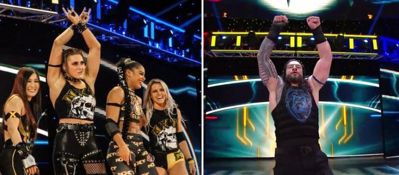 Survivor Series was full of botches this year