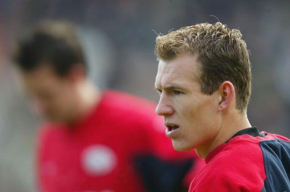 Arjen Robben at PSV Eindhoven