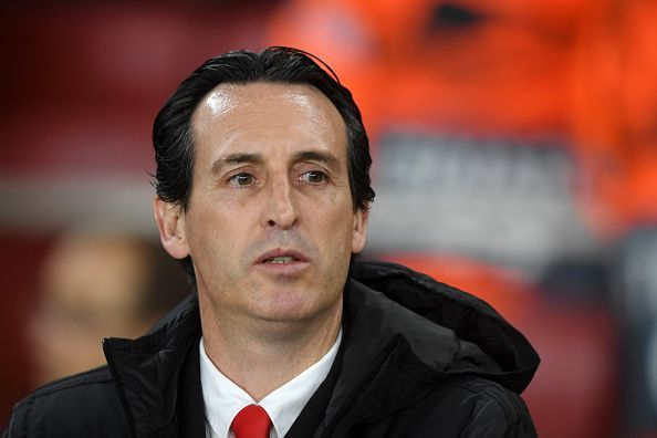 Unai Emery was sacked by Arsenal on the 29th of November