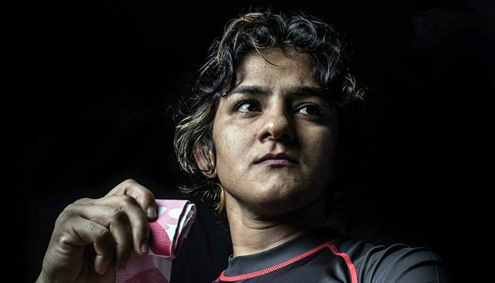 """For the first time ever, Ritu """"The Indian Tigress"""" Phogat will enter the ONE Circle in a women's atomweight bout against South Korea's """"Captain Marvel"""" Nam Hee Kim"""