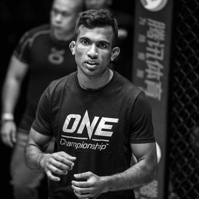 Rahul Raju is one of the most accomplished and popular fighters from India